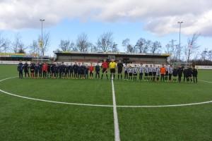 Finale U13: LeGiRus Inter - FC Bolton