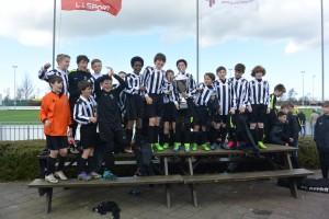 FC Bolton winnaar U13