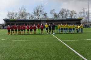 Finale U15: Ter Leede - FC Lisse