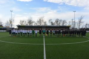 Finale U17: Old Northampton Chenecks - Pollok United