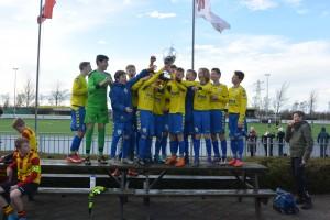 FC Lisse winnaar U15