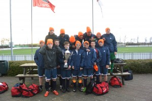 Old Northampton Chenecks winnaar U17
