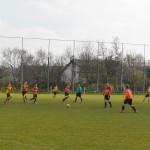 Ter Leede C3 in actie tegen Altius Hilversum