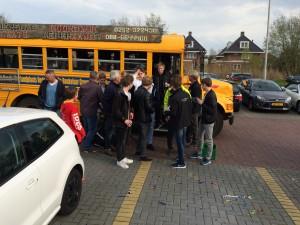 Met de kampioenenbus terug naar Sassenheim!