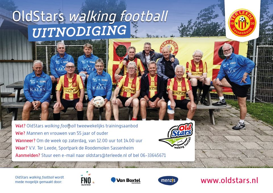 OlsStars walking football